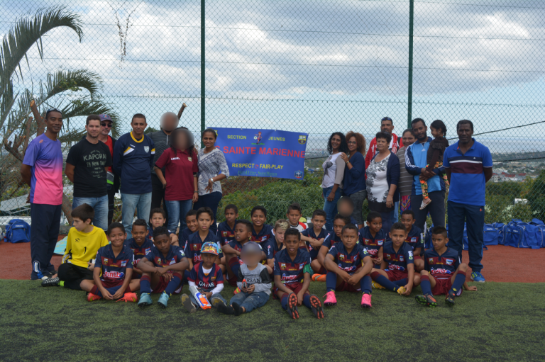 GROUPE U11 & PARENTS