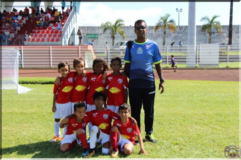SAINTE-PAULOISE FC 1
