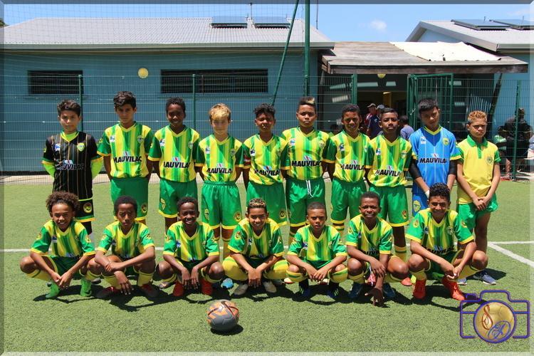 ST DENIS FC 2