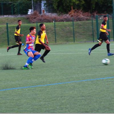 MATCH  CONTRE AS EVECHE